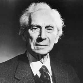 Bertrand Russell is listed (or ranked) 8 on the list A List Of Playboy Interviews Of The '60s