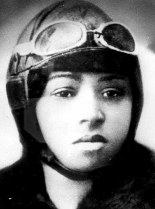 Bessie Coleman is listed (or ranked) 5 on the list The Coolest Female Firsts in History