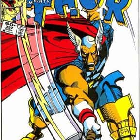 Beta Ray Bill is listed (or ranked) 10 on the list The Best Thor Versions Of All Time