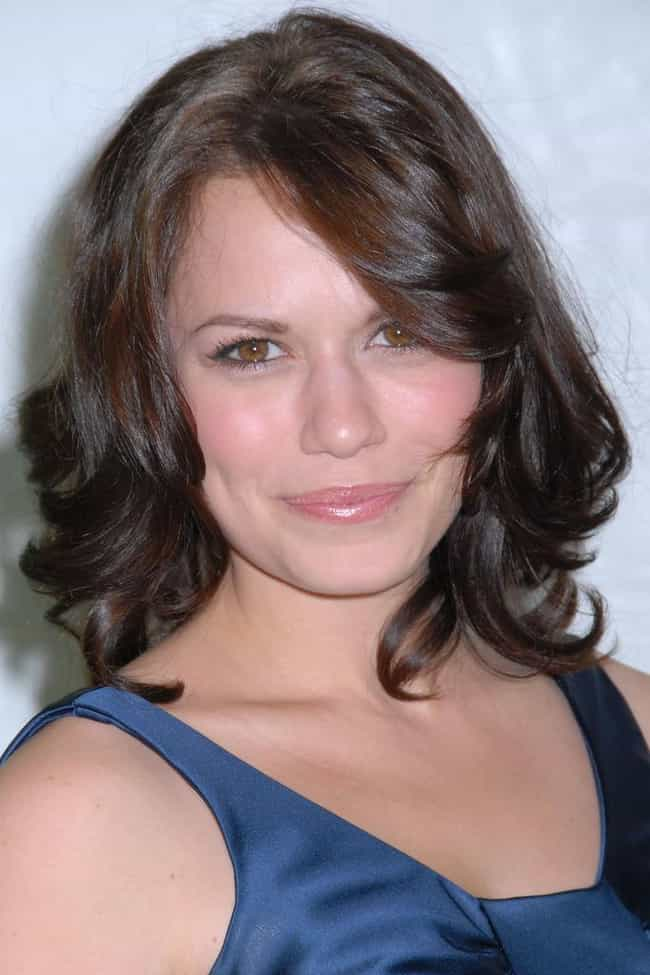 Bethany Joy Lenz-Galeotti is listed (or ranked) 4 on the list Famous Friends of Brittany Snow