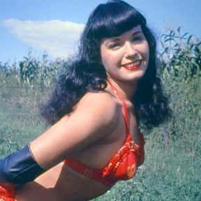 Bettie Page is listed (or ranked) 26 on the list Famous People Who Died in California
