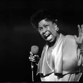 Betty Carter is listed (or ranked) 11 on the list Famous People Named Betty