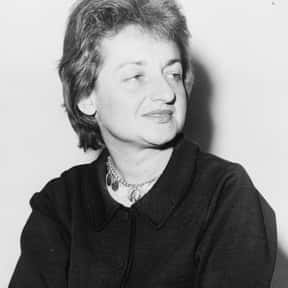 Betty Friedan is listed (or ranked) 25 on the list Famous People Who Died in 2006