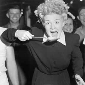 Betty Hutton is listed (or ranked) 6 on the list Famous People Named Betty