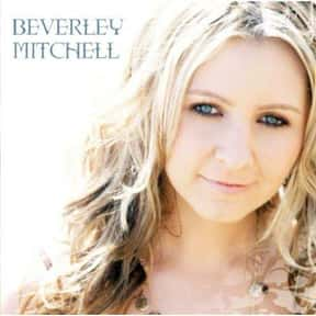 Beverley Mitchell is listed (or ranked) 8 on the list Famous Only Children