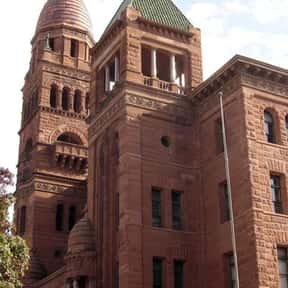Bexar County Courthouse is listed (or ranked) 16 on the list Famous Romanesque Revival Architecture Buildings