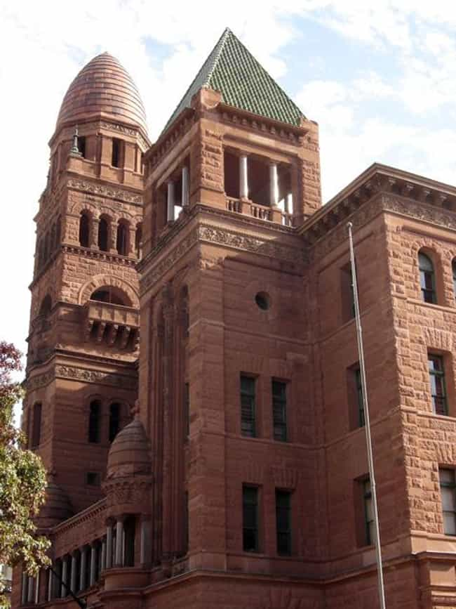 Famous San Antonio Buildings List Of