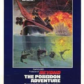 Beyond the Poseidon Adventure is listed (or ranked) 16 on the list The Best '70s Disaster Movies