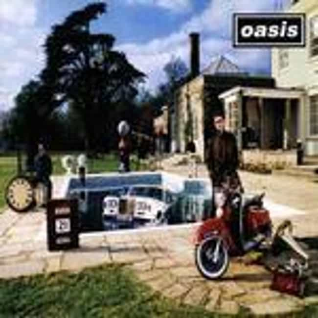 Be Here Now is listed (or ranked) 3 on the list The Best Oasis Albums of All Time