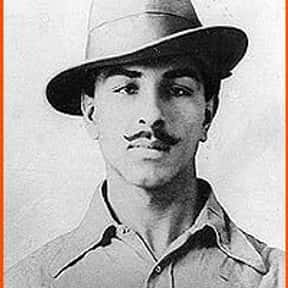 Bhagat Singh is listed (or ranked) 2 on the list Freedom Fighters of India
