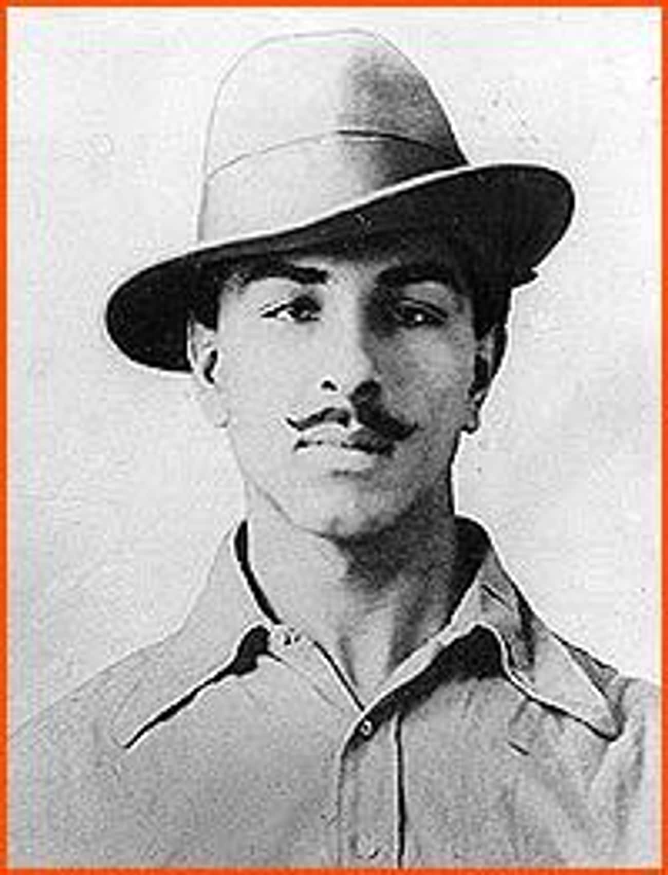 Bhagat Singh is listed (or ranked) 4 on the list Famous People Who Died by Hanging