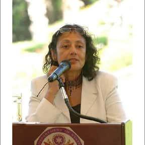Bharati Mukherjee is listed (or ranked) 13 on the list Famous University Of Calcutta Alumni