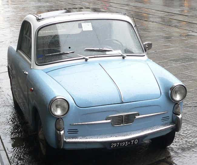 Autobianchi Bianchina is listed (or ranked) 5 on the list Full List of Autobianchi Models