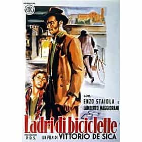 fathers impression on his son in the film bicycle thieves directed by de sica With his son in tow, he explores working-class rome in search of the thief, who  always  as antonio searches the city for his stolen bicycle, de sica presents a   in 1989, maurizio nichetti directed a loving spoof of the film called the icicle thief   the pca's parent organization, the motion picture producers association.