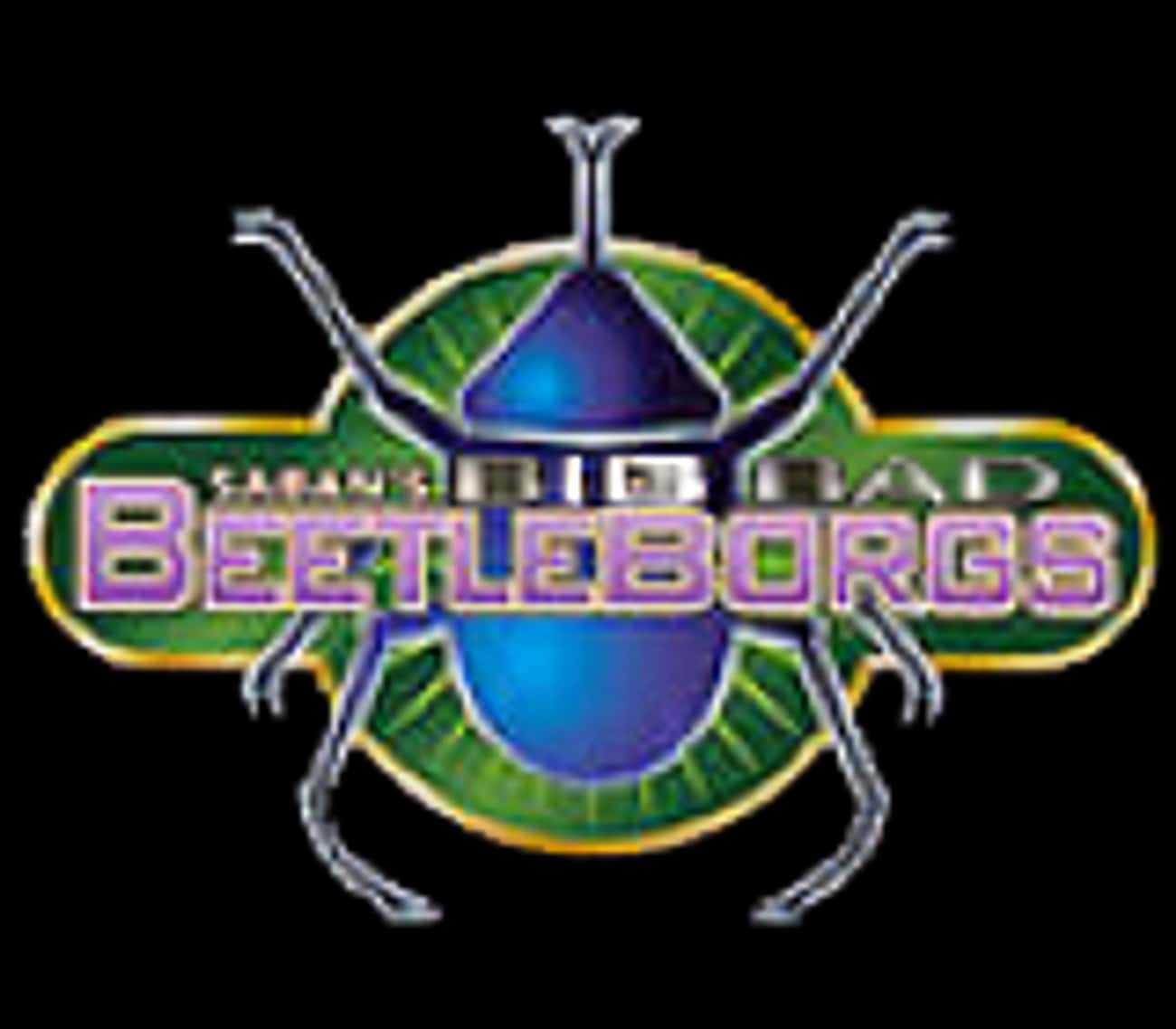 Big Bad Beetleborgs is listed (or ranked) 2 on the list What To Watch If You Love 'Power Rangers'
