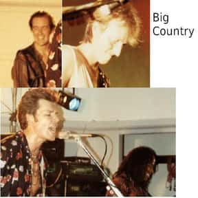 Big Country is listed (or ranked) 4 on the list The Best Celtic Rock Bands/Artists