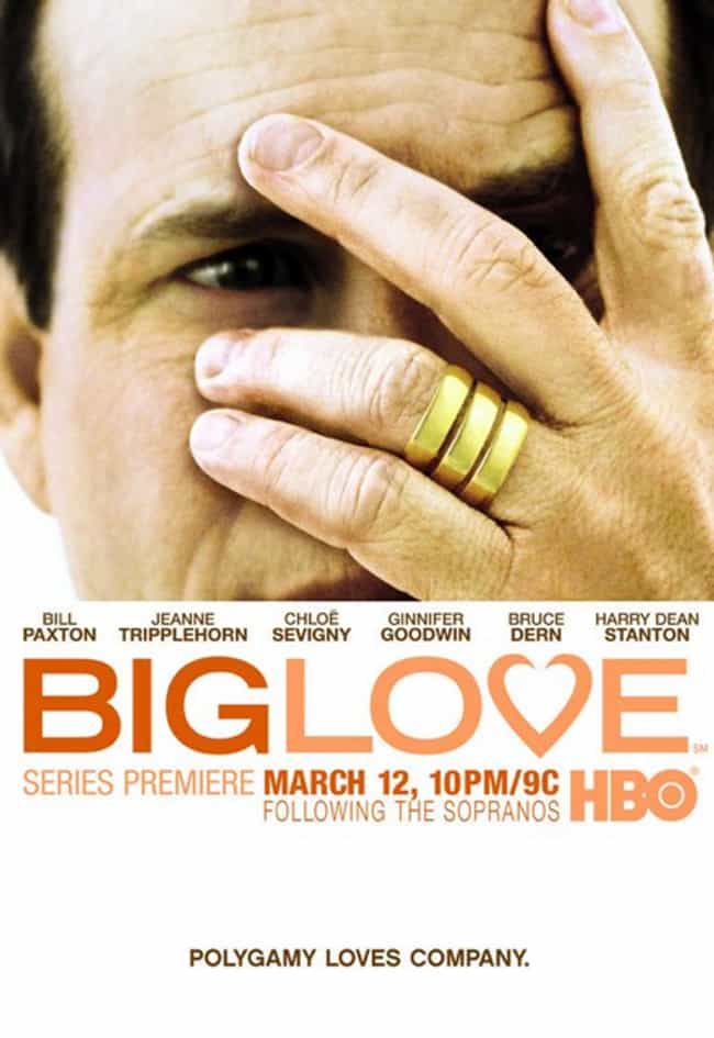 Big Love is listed (or ranked) 4 on the list TV Shows Produced By Tom Hanks