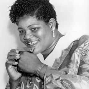 Big Mama Thornton is listed (or ranked) 18 on the list Famous People Named Big