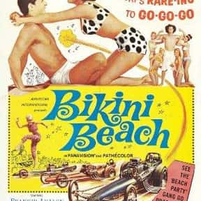 Bikini Beach is listed (or ranked) 8 on the list The Best Teen Movies of the 1960s