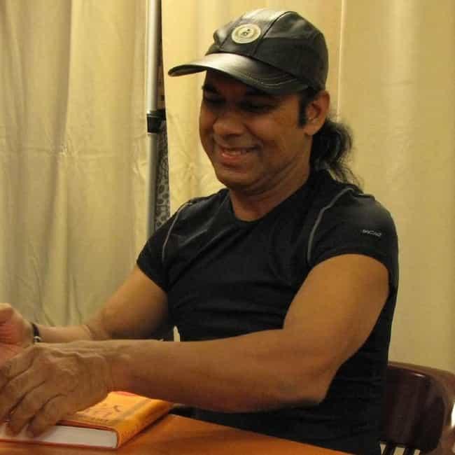 Bikram Choudhury is listed (or ranked) 3 on the list List of Famous Gurus