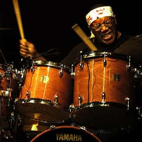 Billy Cobham is listed (or ranked) 20 on the list The Best Drummers Of All Time