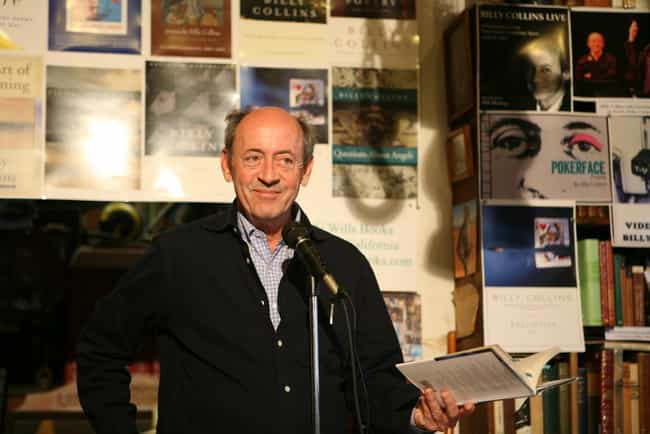 Billy Collins is listed (or ranked) 3 on the list Famous Archbishop Stepinac High School Alumni