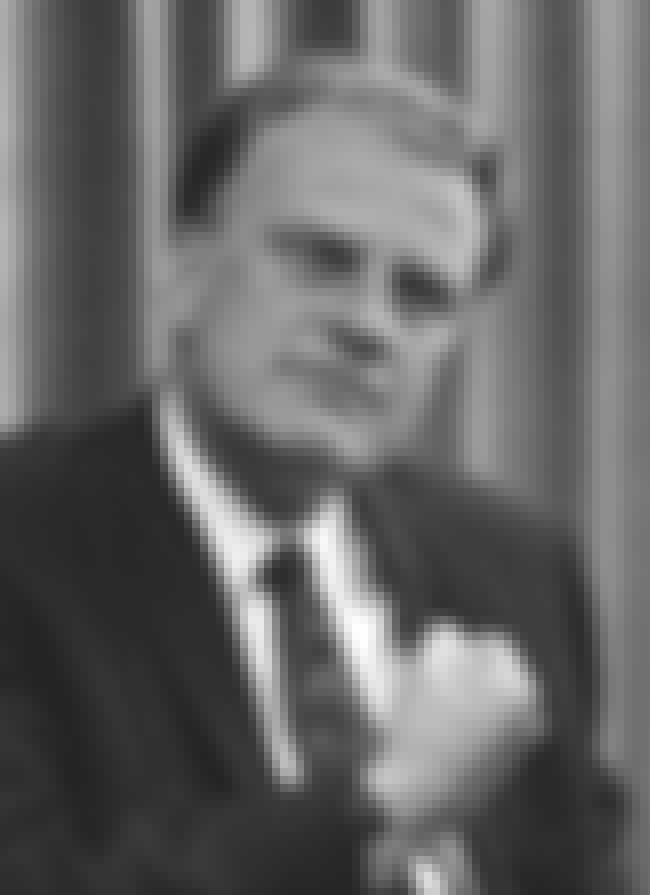 Billy Graham is listed (or ranked) 1 on the list List of Famous Televangelists