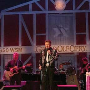 Bill Anderson is listed (or ranked) 5 on the list The Best Country Singers From South Carolina