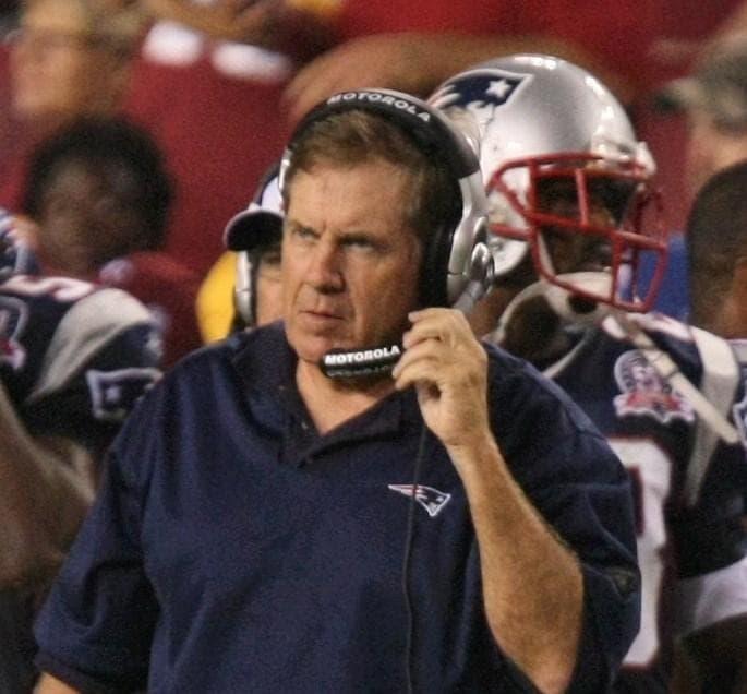 Random Best NFL Coaches