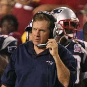 Bill Belichick is listed (or ranked) 13 on the list List of Famous Football Coaches