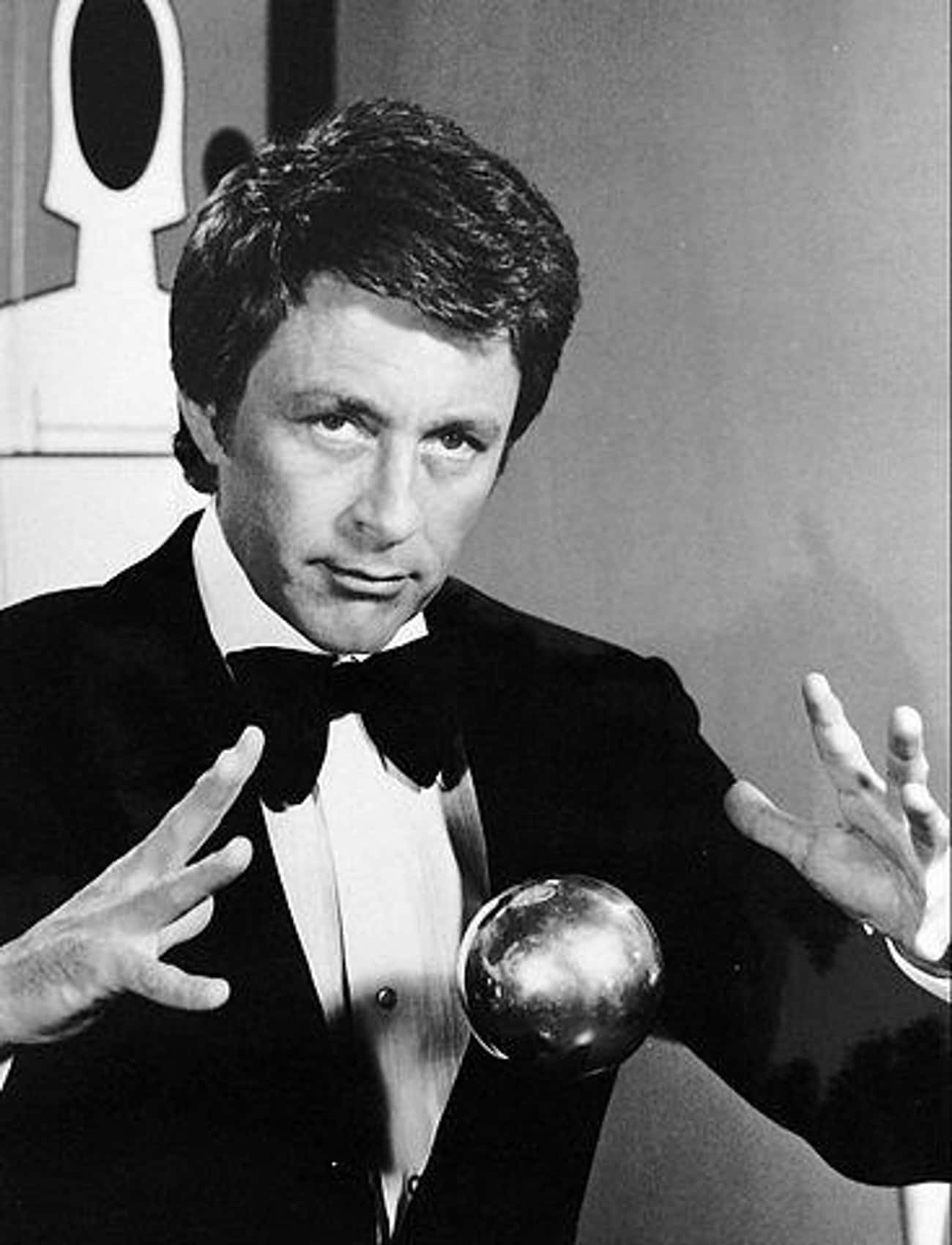 Bill Bixby is listed (or ranked) 2 on the list The Magician Cast List
