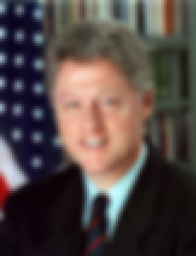 Bill Clinton is listed (or ranked) 1 on the list The Worst U.S. Presidents