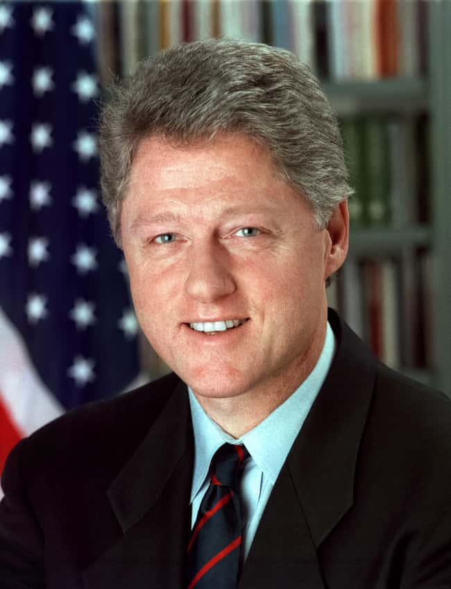 Bill Clinton is listed (or ranked) 17 on the list Famous People Who Were Relentlessly Bullied