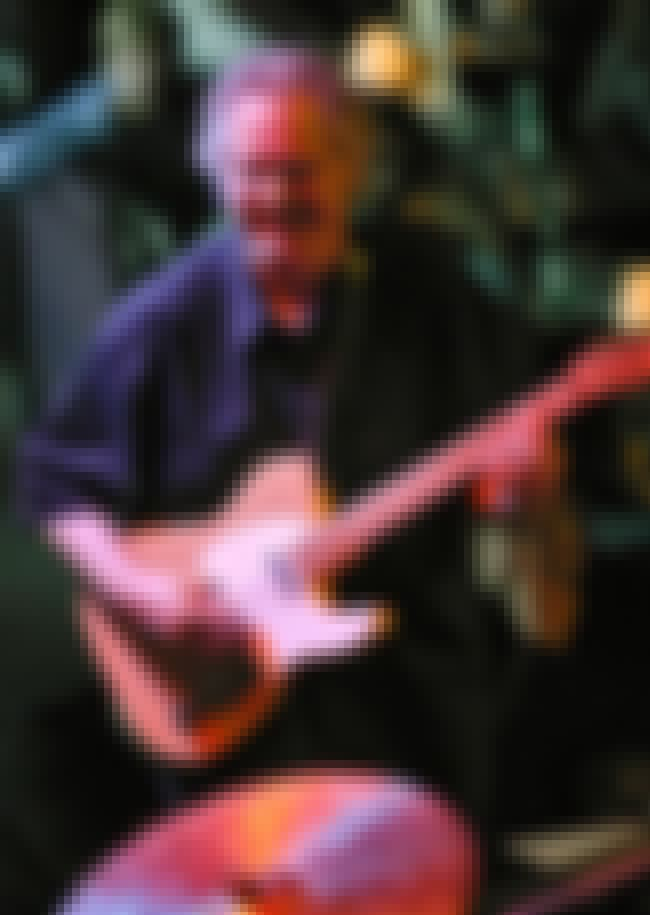Bill Frisell is listed (or ranked) 4 on the list Famous Guitarists from Maryland