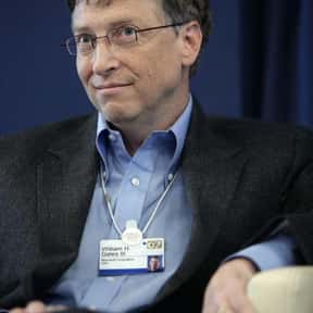 Bill Gates is listed (or ranked) 6 on the list The Smartest Celebrities