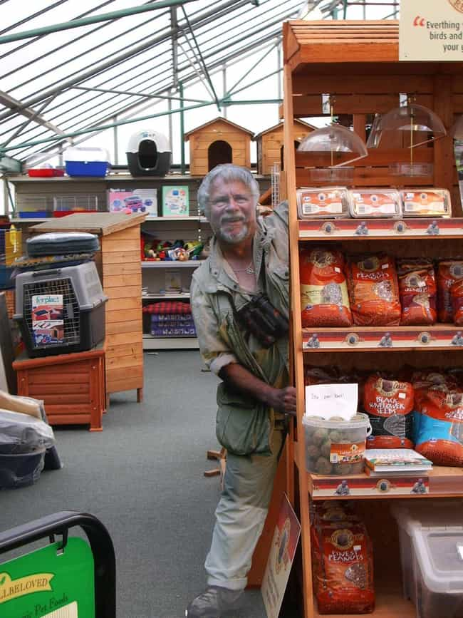 Bill Oddie is listed (or ranked) 1 on the list List of Famous Ornithologists