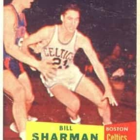 Bill Sharman is listed (or ranked) 8 on the list The Best Boston Celtics Shooting Guards of All Time