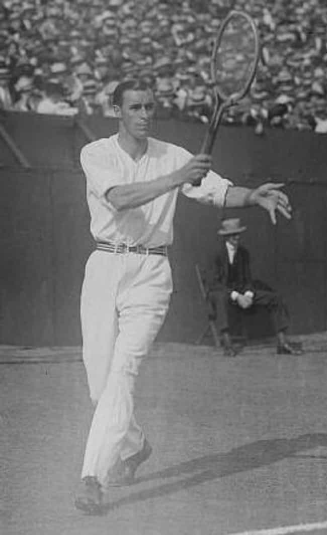 Bill Tilden is listed (or ranked) 3 on the list The Best Tennis Players from the United States