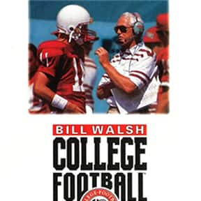 Bill Walsh College Football is listed (or ranked) 22 on the list The Best American Football Games of All Time