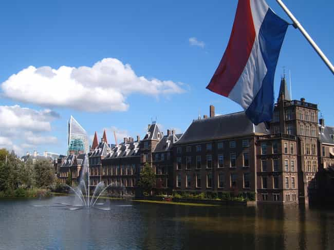 Binnenhof is listed (or ranked) 1 on the list List of Famous The Hague Buildings & Structures
