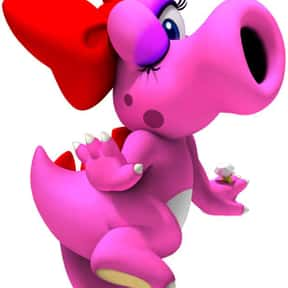 Birdo is listed (or ranked) 20 on the list The Best Pink Characters