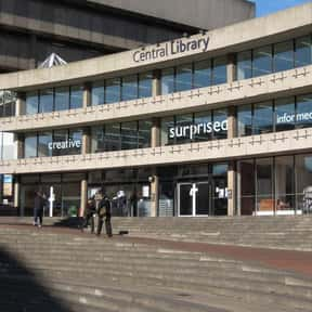 Birmingham Central Library is listed (or ranked) 15 on the list Famous Brutalist Architecture Buildings