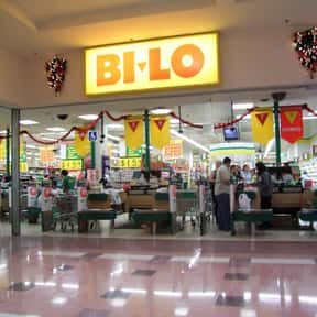 BI-LO is listed (or ranked) 2 on the list Companies Headquartered in South Carolina