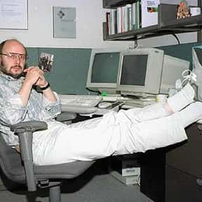 Bjarne Stroustrup is listed (or ranked) 4 on the list Famous Scientists from Denmark