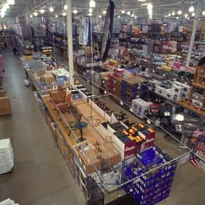 BJ's Wholesale Club is listed (or ranked) 4 on the list List of Variety Stores Companies