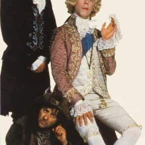 Blackadder is listed (or ranked) 9 on the list The Best BBC Television TV Shows