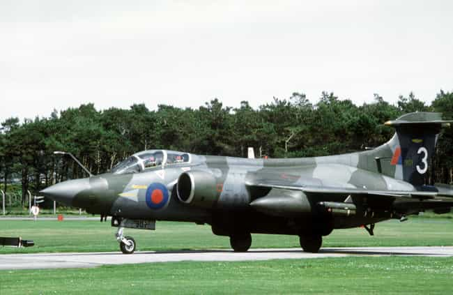 Blackburn Buccaneer is listed (or ranked) 2 on the list Hawker-Siddeley Airplanes and Aircrafts