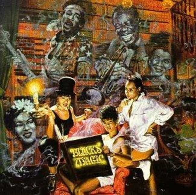 Blacks' Magic is listed (or ranked) 4 on the list The Best Salt-N-Pepa Albums of All Time