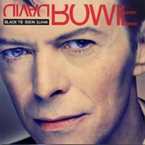 Black Tie White Noise is listed (or ranked) 21 on the list The Best David Bowie Albums of All Time