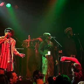 Black Uhuru is listed (or ranked) 10 on the list The Best Reggae Bands/Artists